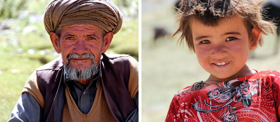 afghan-man-and-child-montage
