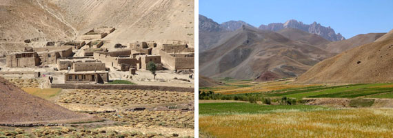 afghan-mountain-village-and-hillside-montage