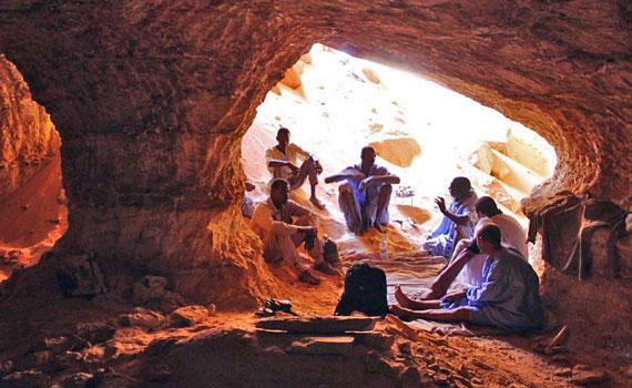 gathered-underground
