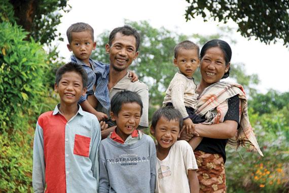 mual-zawl-family