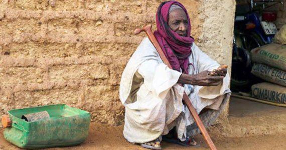 Picture of Fulani woman