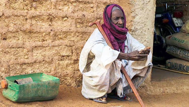 Picture of Fulani woman