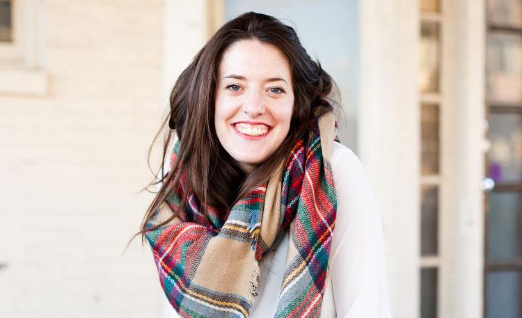 Jenna Liberati, micro-loan ministry financial associate