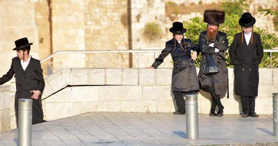 conservative jews in jerusalem, israel