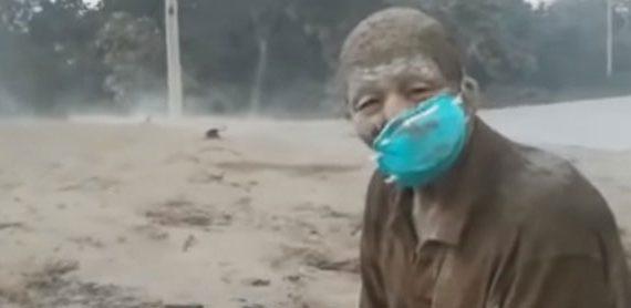 Following Fuego's volcanic eruption in Guatemala