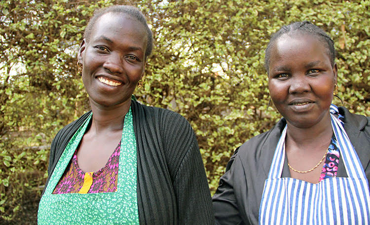 Picture of women in Uganda
