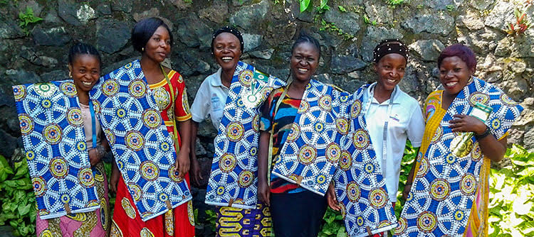 Women in DR Congo