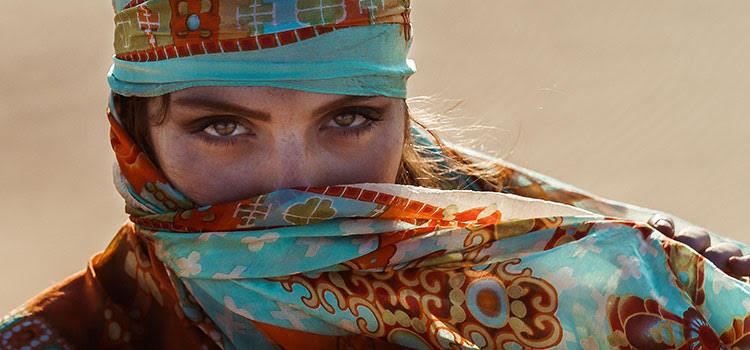 Representative photo of undercover missionary, Nora