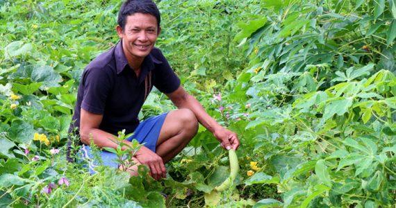 Picture of borrower in Cambodia