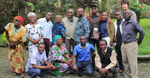Picture of Leprosy Ministry team in D.R. Congo