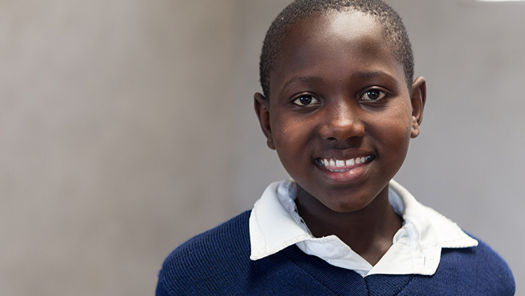 Picture of Anastasia, a girl at Cindi's Hope in Kenya