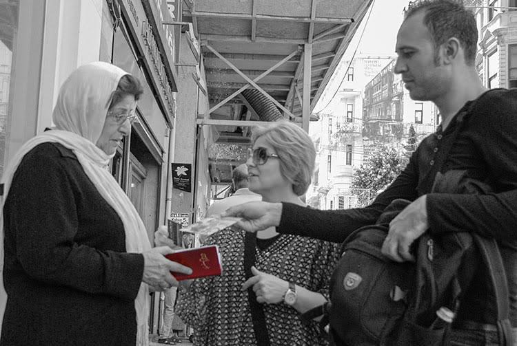 Refugee evangelism - Strategic Bibles Ministry